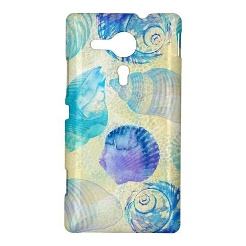 Seashells Sony Xperia SP