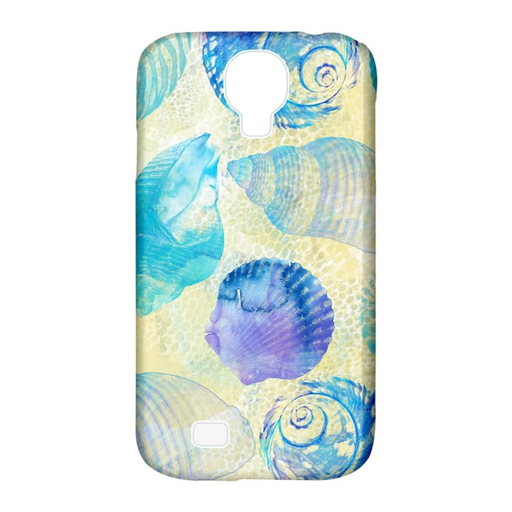 Seashells Samsung Galaxy S4 Classic Hardshell Case (PC+Silicone)