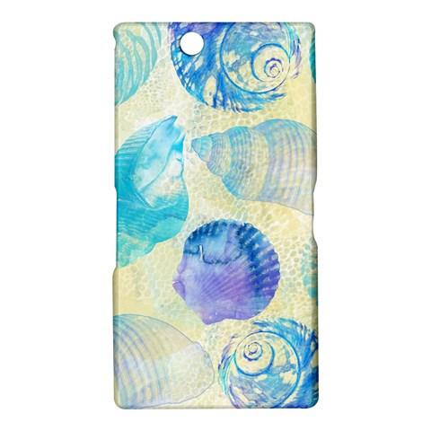 Seashells Sony Xperia Z Ultra