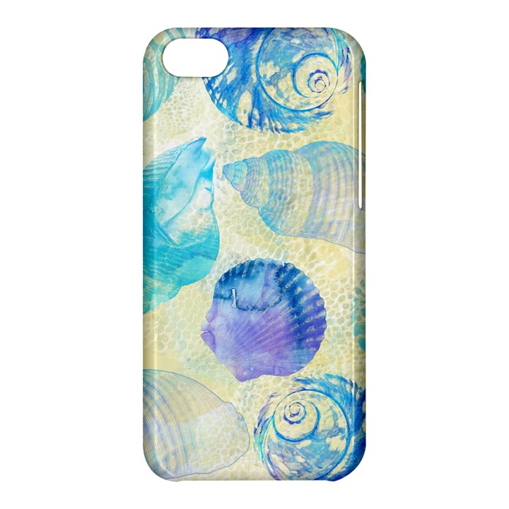 Seashells Apple iPhone 5C Hardshell Case