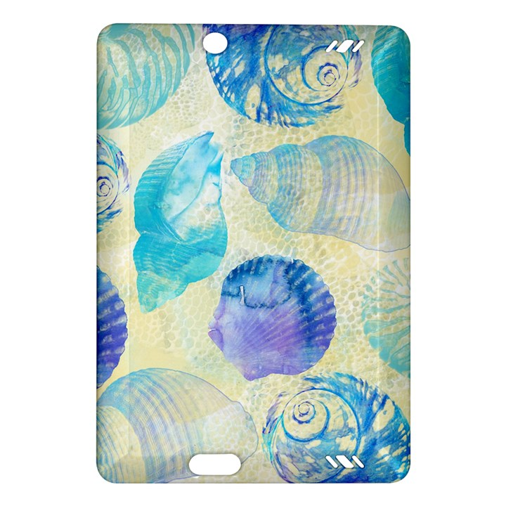 Seashells Amazon Kindle Fire HD (2013) Hardshell Case