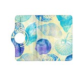 Seashells Kindle Fire HD (2013) Flip 360 Case Front