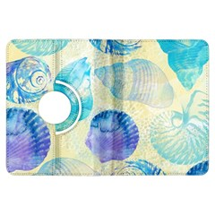 Seashells Kindle Fire Hdx Flip 360 Case