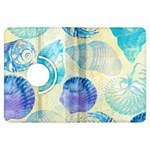 Seashells Kindle Fire HDX Flip 360 Case Front