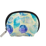 Seashells Accessory Pouches (Small)  Front