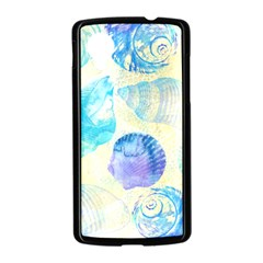 Seashells Nexus 5 Case (Black)