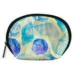 Seashells Accessory Pouches (Medium)  Front