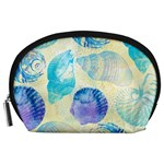 Seashells Accessory Pouches (Large)  Front