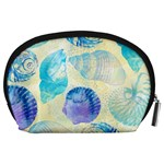 Seashells Accessory Pouches (Large)  Back
