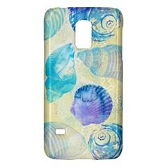 Seashells Galaxy S5 Mini