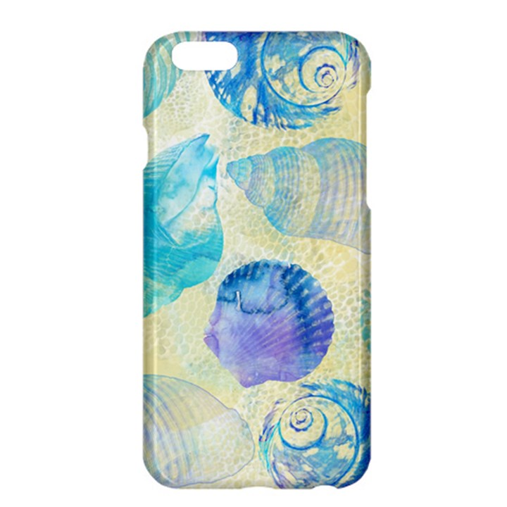 Seashells Apple iPhone 6 Plus/6S Plus Hardshell Case
