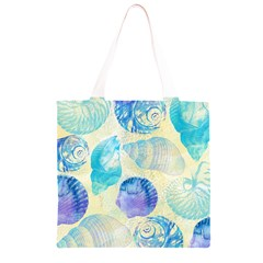 Seashells Grocery Light Tote Bag