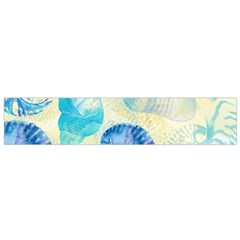 Seashells Flano Scarf (Small)