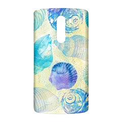Seashells LG G3 Back Case