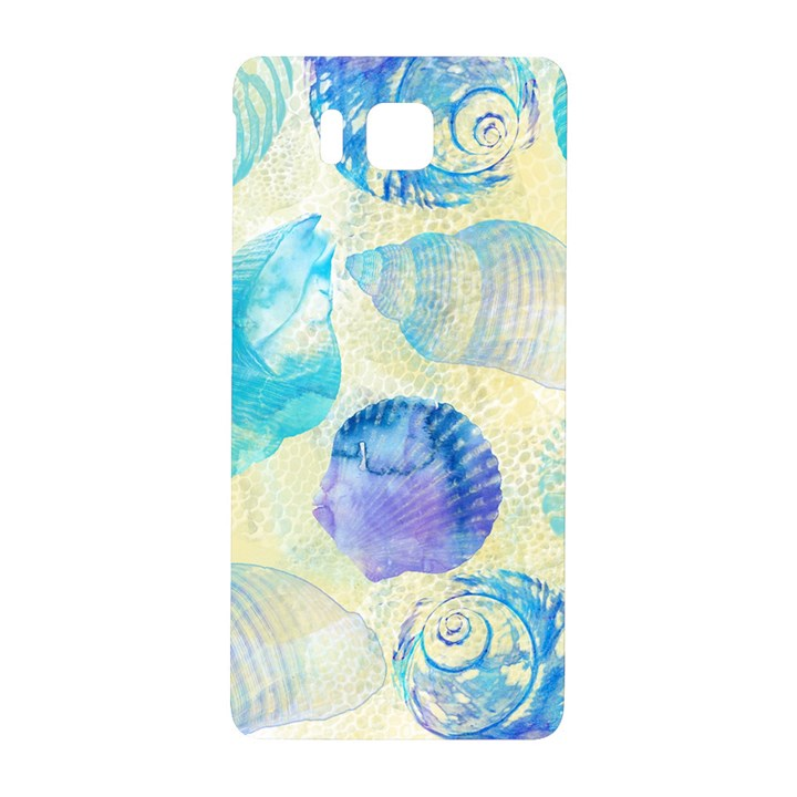 Seashells Samsung Galaxy Alpha Hardshell Back Case