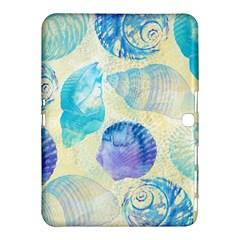Seashells Samsung Galaxy Tab 4 (10.1 ) Hardshell Case