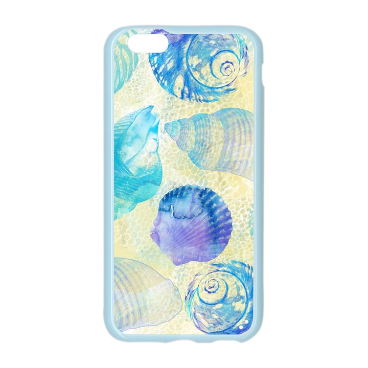 Seashells Apple Seamless iPhone 6/6S Case (Color)