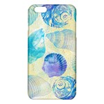 Seashells iPhone 6 Plus/6S Plus TPU Case Front