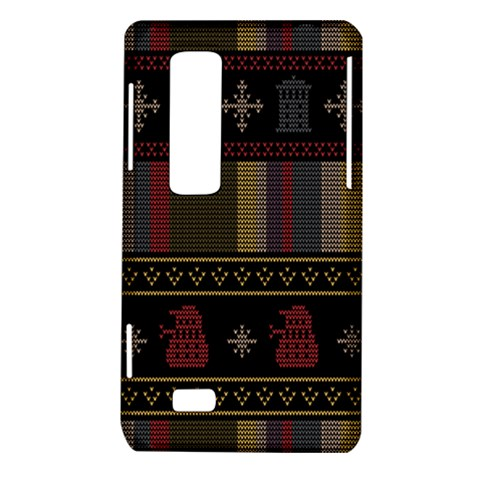 Tardis Doctor Who Ugly Holiday LG Optimus Thrill 4G P925