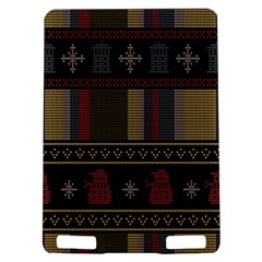 Tardis Doctor Who Ugly Holiday Kindle Touch 3G