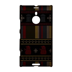 Tardis Doctor Who Ugly Holiday Nokia Lumia 1520