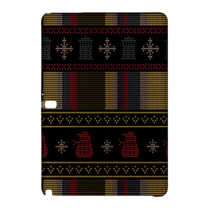 Tardis Doctor Who Ugly Holiday Samsung Galaxy Tab Pro 10.1 Hardshell Case