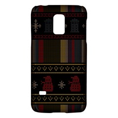 Tardis Doctor Who Ugly Holiday Galaxy S5 Mini