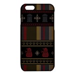 Tardis Doctor Who Ugly Holiday iPhone 6/6S TPU Case Front