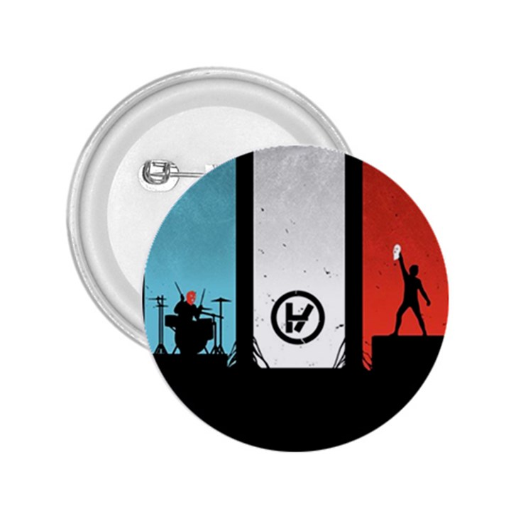 Twenty One 21 Pilots 2.25  Buttons
