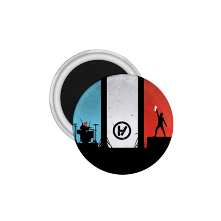 Twenty One 21 Pilots 1.75  Magnets