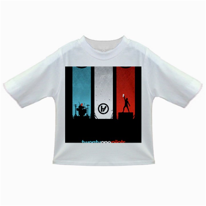 Twenty One 21 Pilots Infant/Toddler T-Shirts