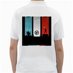 Twenty One 21 Pilots Golf Shirts Back
