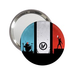 Twenty One 21 Pilots 2.25  Handbag Mirrors