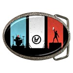 Twenty One 21 Pilots Belt Buckles Front