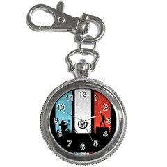 Twenty One 21 Pilots Key Chain Watches