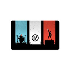 Twenty One 21 Pilots Magnet (Name Card)