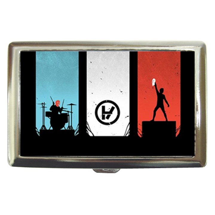 Twenty One 21 Pilots Cigarette Money Cases