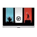 Twenty One 21 Pilots Business Card Holders Front