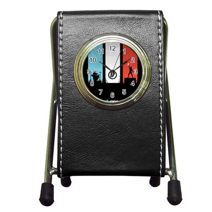 Twenty One 21 Pilots Pen Holder Desk Clocks