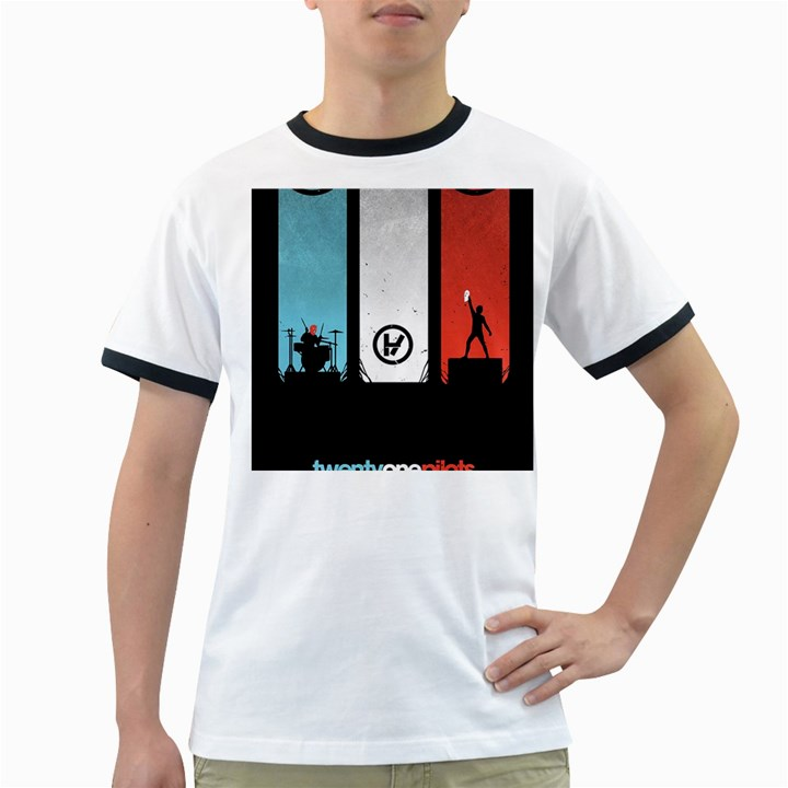 Twenty One 21 Pilots Ringer T-Shirts