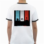 Twenty One 21 Pilots Ringer T-Shirts Back