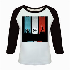 Twenty One 21 Pilots Kids Baseball Jerseys