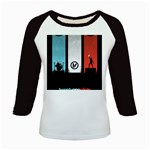 Twenty One 21 Pilots Kids Baseball Jerseys Front
