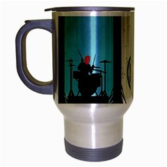 Twenty One 21 Pilots Travel Mug (silver Gray)