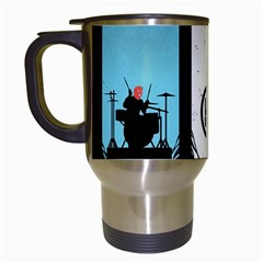 Twenty One 21 Pilots Travel Mugs (white)