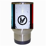 Twenty One 21 Pilots Travel Mugs (White) Center