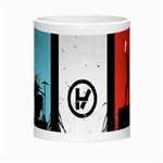 Twenty One 21 Pilots Morph Mugs Center