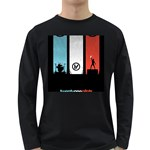 Twenty One 21 Pilots Long Sleeve Dark T-Shirts Front