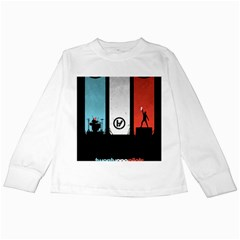 Twenty One 21 Pilots Kids Long Sleeve T-Shirts