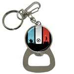 Twenty One 21 Pilots Bottle Opener Key Chains Front